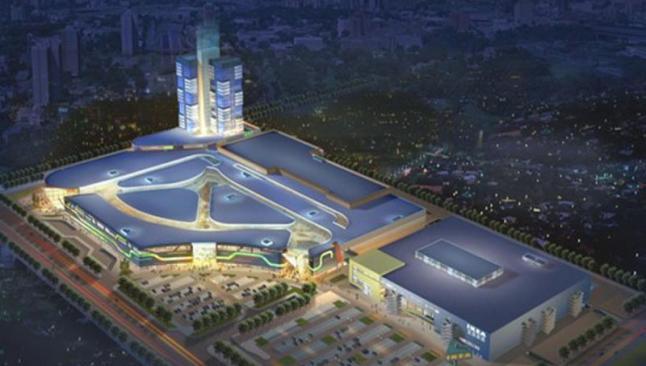 Özyeğin'den Çin'e 300 milyon dolarlık AVM