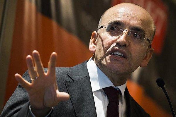 Başbakan Yardımcısı Şimşek'ten 'dolar' açıklaması