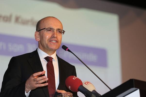 Mehmet Şimşek'ten enflasyon tahmini