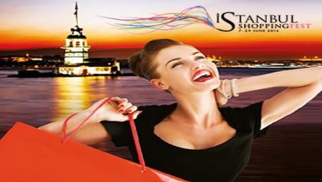 İstanbul Shopping Fest 7-29 Haziran'da yapılacak
