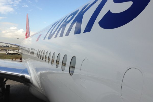 THY İsrail'de 1 milyon yolcu taşıdı