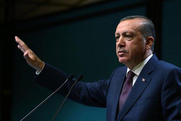 Erdoğan: Dünyanın çivisi çıktı demekten başka ne söylenebilir