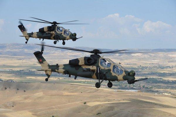 ATAK helikopterine Pakistan'dan yoğun ilgi