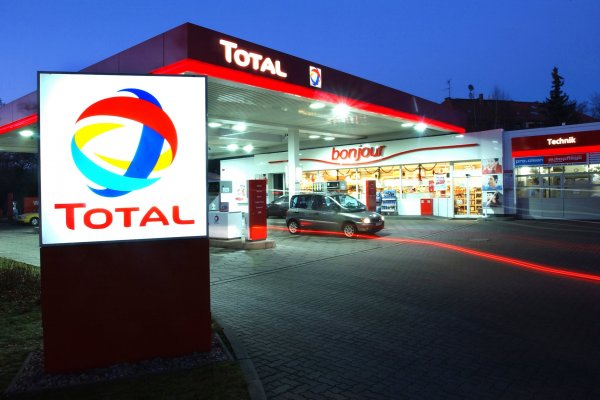 Total'in net karı üçüncü çeyrekte beklentileri karşıladı