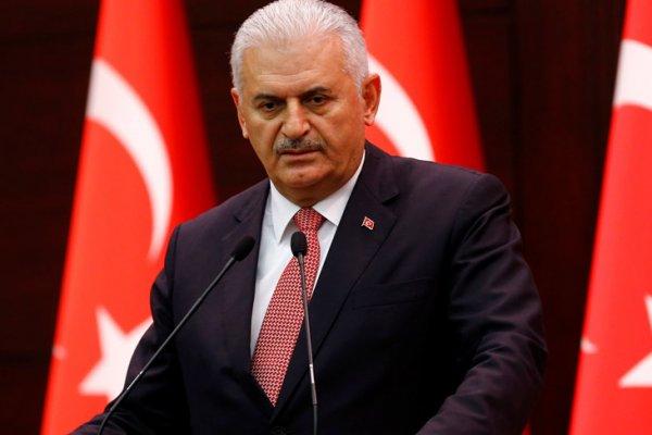 Başbakan Yıldırım, Sarraf temennisini açıkladı