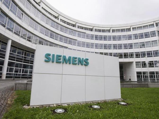 Alman teknoloji devi Siemens'e şok ceza