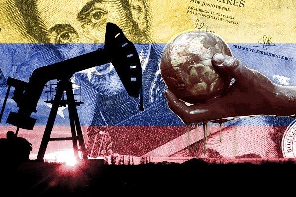 Venezuela'da 100 şirketin sadece 4'ü çalışıyor