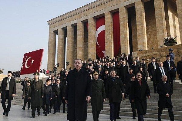 """""""AK Parti hiç bu kadar Atatürkçü olmamıştı"""""""