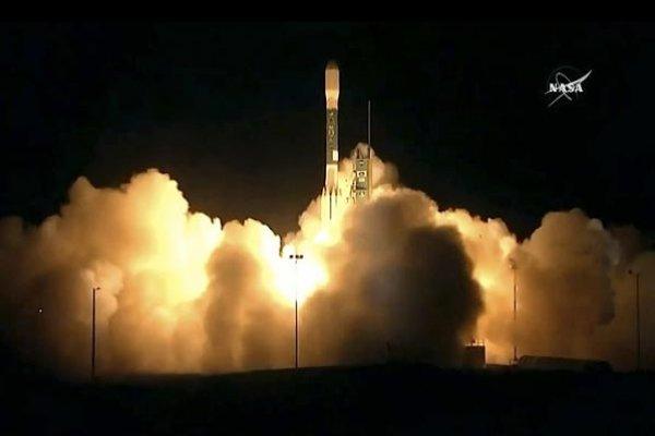 """NASA """"JPSS-1"""" meteoroloji uydusunu uzaya fırlattı"""