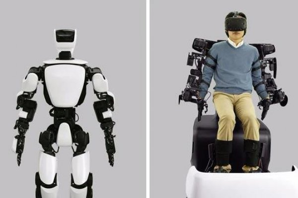 İşte Toyota'nın insansı robotu: T-HR3