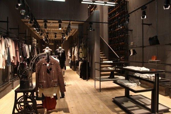 All Saints Türkiye'deki ilk mağazasını açtı