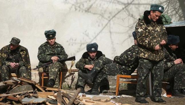 Ukrayna'da çatışmalar şiddetlendi