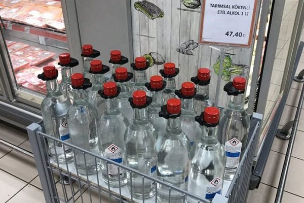 Evde alkol üretimine düzenleme