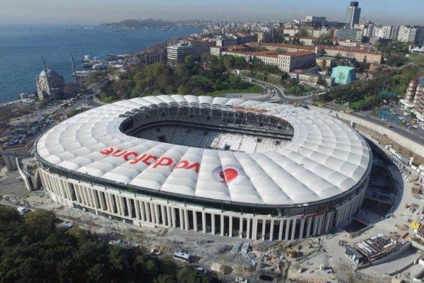Vodafone Park'ın maliyeti 407 milyon lira