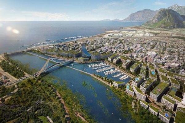 Kanal İstanbul güzergahı açıklandı