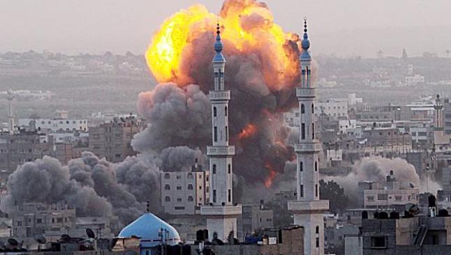 Hamas kabul etmedi, İsrail yeniden vuruyor