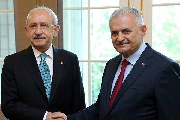 Yıldırım, Çankaya'da Kılıçdaroğlu ile görüşecek