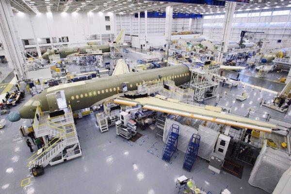Kanadalı Bombardier damping davasını kazandı