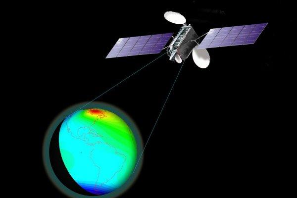 NASA'nın atmosfer araştırma misyonu GOLD yola çıktı