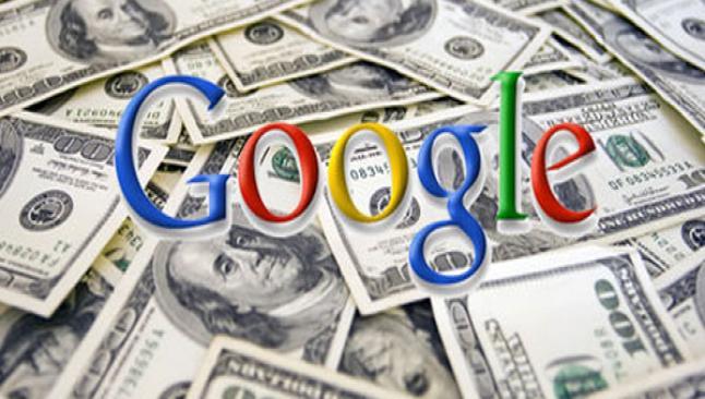 Google hisseleri 1000 doların üstünde