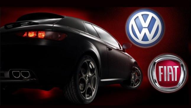 Volkswagen Fiat'ı satın alıyor