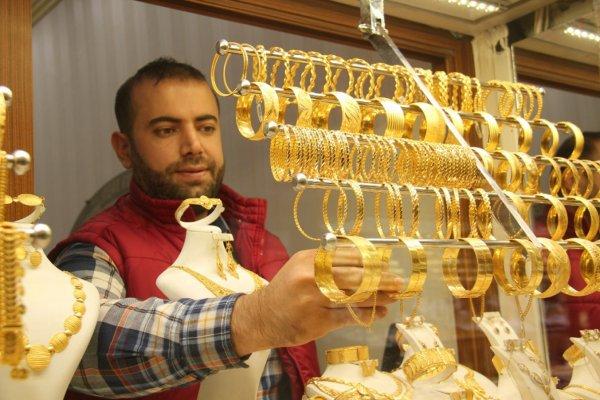 Altının kilogramı 180 bin 750 liraya yükseldi