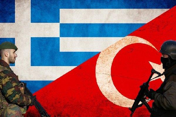 Yunanistan ve Türkiye'den karşılıklı nota