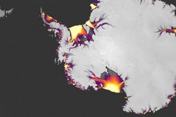 NASA'nın yayımladığı görüntüler ürküttü