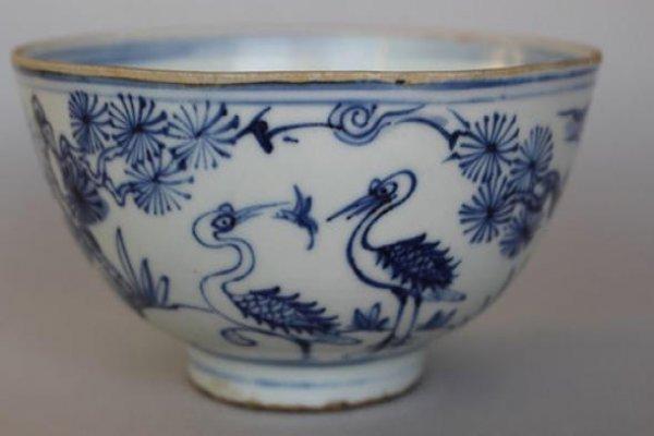 Çin porselenine damping önlemi
