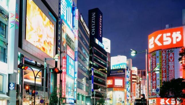 Japonya'ya turist akını sürüyor