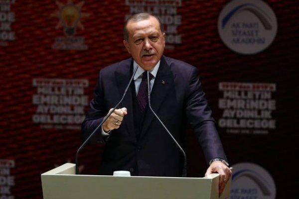 Erdoğan'dan dolar çıkışı: Borçlanma altınla olsun