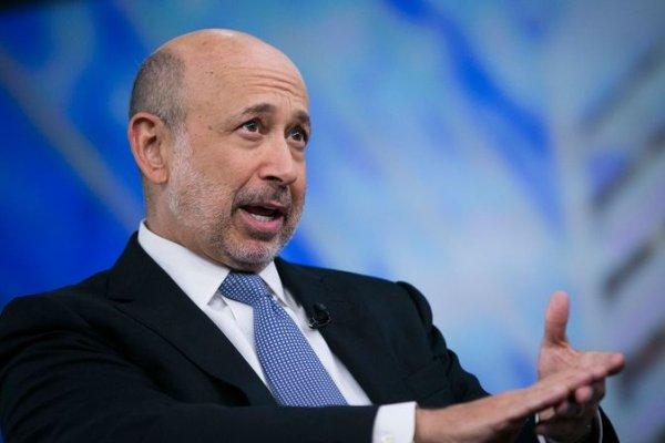 Goldman Sachs'in Üst Yöneticisi Blankfein görevi bırakıyor mu?