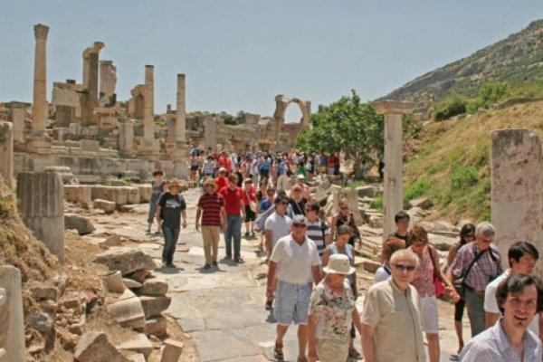 Turizm rakamları açıklandı
