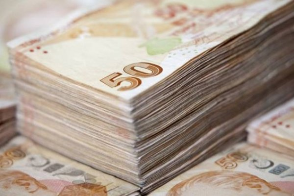 Hazine 6,7 milyar lira borçlandı