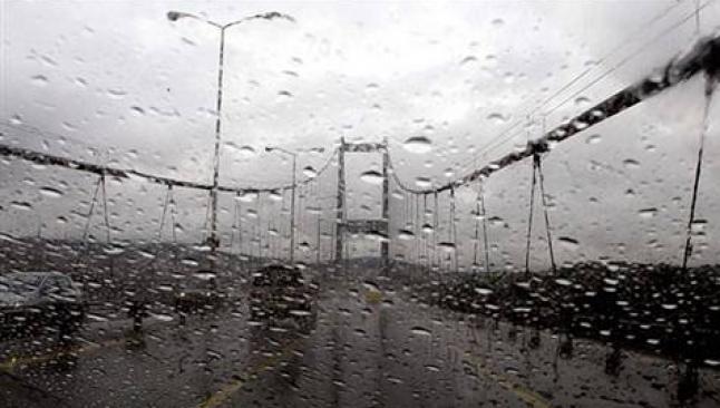 İstanbul'a yine fırtına uyarısı