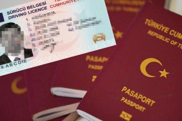 Yeni kimlik, ehliyet ve pasaportlarla ilgili önemli uyarı