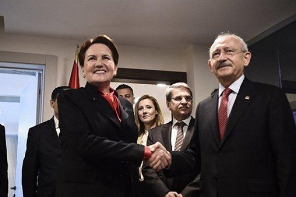 Kılıçdaroğlu, Akşener ile görüşecek