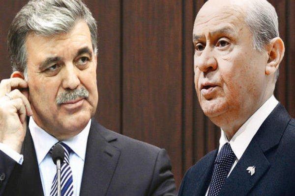 'Abdullah Gül'ün Cumhurbaşkanı adaylığı üzerine çok sinsi oyun var'