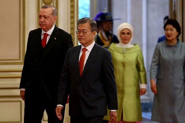 Cumhurbaşkanı Erdoğan tarihi görüşme için önemli açıklama