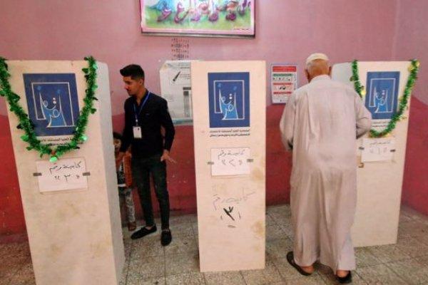 Irak'ta gayrı resmi seçim sonucu belli oldu