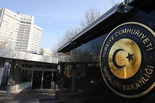 Türkiye israil Büyükelçisi'nden ülkesine dönmesini istedi