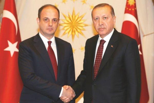 TCMB Başkanı Erdoğan ile görüşecek