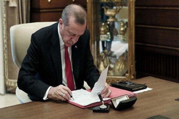 Cumhurbaşkanı Erdoğan 20 yeni üniversite için imzayı attı