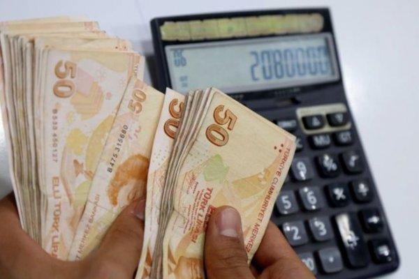 Hazine Ağustos'ta 10,7 milyar TL iç borçlanma planlıyor