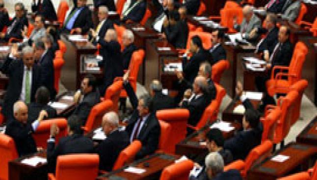 Torba tasarı Meclis'ten geçti
