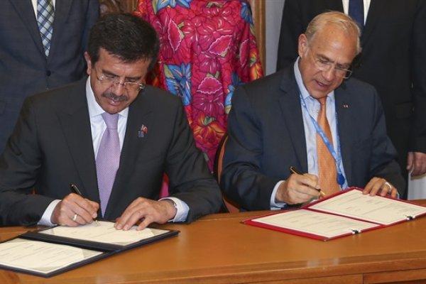 OECD İstanbul Merkezi için mutabakat zaptı imzalandı