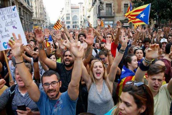 İspanya hükümeti Katalonya'daki mali denetimi kaldırdı