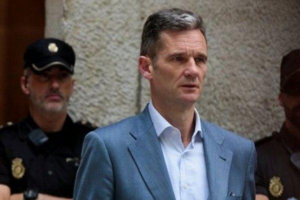 Vergi kaçırmaktan suçlu bulunan İspanya Kralı'nın eniştesi cezaevine girdi