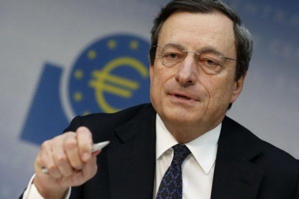 Draghi'den Euro Bölgesi ekonomisi için karamsar beklenti