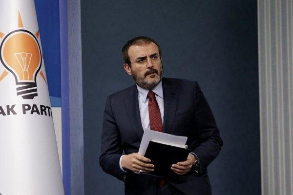 AK Parti Sözcüsü Ünal, yeni kabine için ipucu verdi